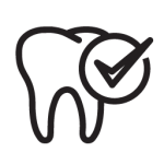 Cleaning icon | Austin Dentist