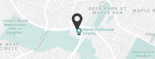 Circle C Map | Austin Dentist