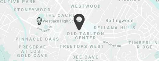 westlake Map | Austin Dentist